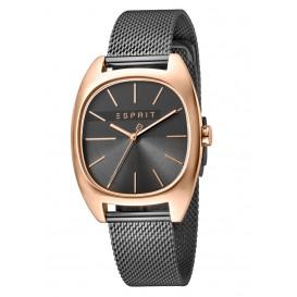 Esprit Horloge Infinity staal 32 mm rosékleurig-grijs ES1L038M0125