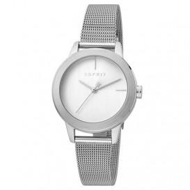 Esprit ES1L105M0065 Horloge Bloom staal zilverkleurig