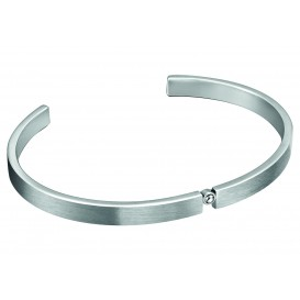 Esprit Oorbellen Laurel staal zilverkleurig ESER00142100
