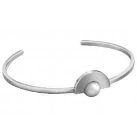 Esprit Armband Joyce staal zilverkleurig 60 x 50 mm ESBA00152100