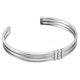 Esprit Armband Jace staal zilverkleurig 60 x 50 mm ESBA00172100