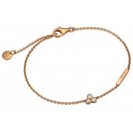 Esprit Armband Play zilver rosékleurig 18-21 cm ESBR00191318