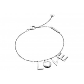 Esprit Armband Amory zilver zilverkleurig 18-21 cm ESBR00231118
