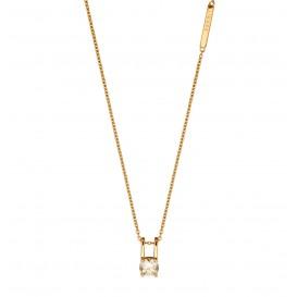 Esprit Ketting Lilian zilver goudkleurig 42-45 cm ESNL00101242