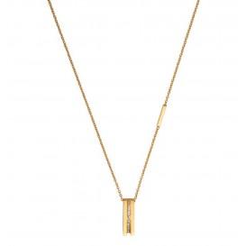 Esprit Ketting Luna staal goudkleurig 42-45 cm ESNL00182242-