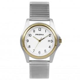 Prisma horloge 2111 Heren Classic Edelstaal P.2111 Herenhorloge 1