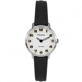 Prisma horloge P.1845 Dames Edelstaal Saffier 5 ATM P.1845 Dameshorloge 1