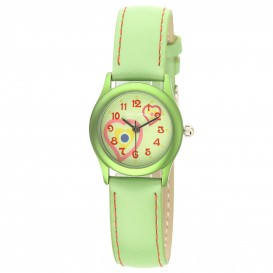 **Coolwatch Love Heart Green CW.163 Kinderhorloge