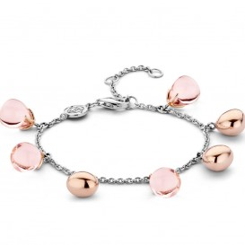 Ti Sento - Milano 2884NU zilveren armband