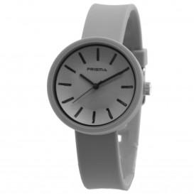 **Prisma horloge P.1257 C011915 Design Mini  Simpel Grijs P.1257 Herenhorloge 1
