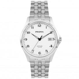 Prisma Horloge P.1270 Heren Titanium Saffierglas 10 ATM P.1270 Herenhorloge 1