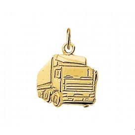 Bedel Vrachtwagen Goud