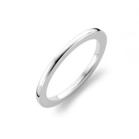 Ti Sento 1470SI Milano Ring Maat 56 is 17.75mm