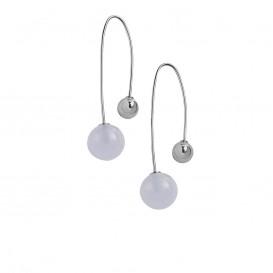 Skagen SKJ0843040 Sea Glass oorhangers