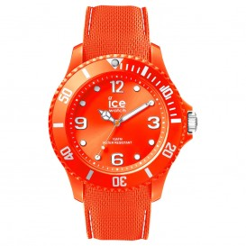 Ice-Watch IW013619 ICE Sixty Nine - Silicone - Orange - Large horloge