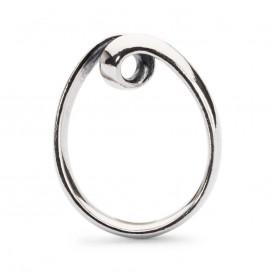 Trollbeads TAGRI-00261 Voor eeuwig, ring Maat 51 is 16.25mm