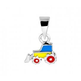 TFT Hanger Zilver Tractor