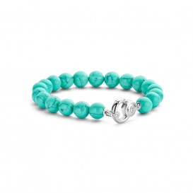Ti Sento - Milano 2866TQ zilveren armband