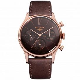 Elysee Classic I 38014 Heren Horloge Multi-Functie EL.38014 Herenhorloge 1