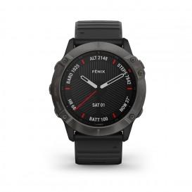 Garmin 010-02157-11 Fenix 6X Multisport GPS Smartwatch, Pulse Ox en saffierglas-1