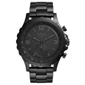 Fossil Q Nate Black Hybrid Smartwatch FTW1115P