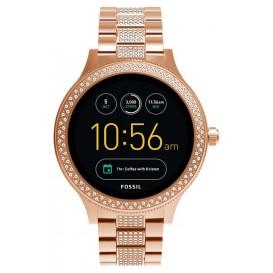 Fossil Dames smartwatch Q-Venture FTW6008 Touchcreen, Spraak