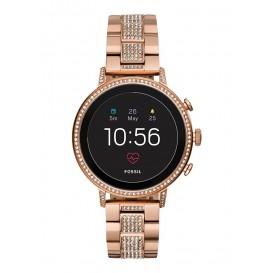 Fossil FTW6011 Q Venture Rosé Smartwatch