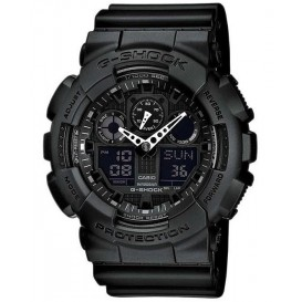 Casio G-Shock Chronograaf Antimagnetisch GA-100-1A1ER
