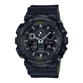 Casio G-Shock GA-100L-1AER Chronograaf, gemiddelde snelheid 52 mm-1