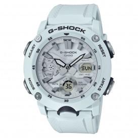 Casio G-Shock GA-2000S-7AER Horloge Classic wit 51 mm