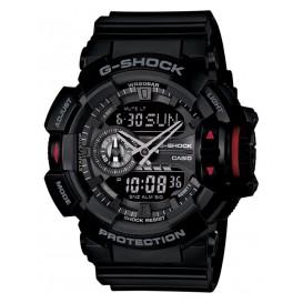 Casio G-Shock met draaiwiel GA-400-1BER