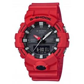 Casio G-Shock Lap memory 120 rood GA-800-4AER