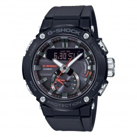 Casio G-Shock GST-B200B-1AER Radiocontrolled, Bluetooth en Solar 54 mm