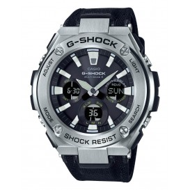 Casio G-Shock Steel and Leather GST-W130C-1AER