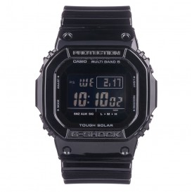 Casio Multiband GW-M5610BB-1ER Black 43 mm
