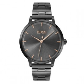 Hugo Boss HB1502503 Dameshorloge Marina staal grijs 36 mm