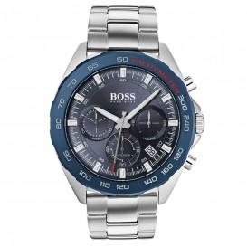 Hugo Boss HB1513665 Horloge Intensity chronograaf staal 44 mm