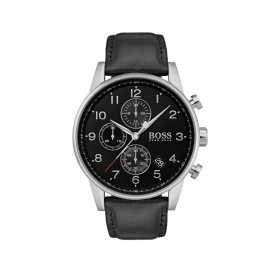 Hugo Boss HB1513678 Horloge Navigator chronograaf 44 mm