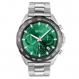 Hugo Boss HB1513682 Horloge Intensity chronograaf 44 mm