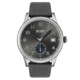 Hugo Boss HB1513683 Horloge Legacy zilverkleurig/grijs 44 mm