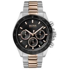 Hugo Boss HB1513757 Herenhorloge Chronograaf Hero staal 43 mm