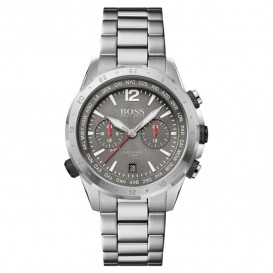 Hugo Boss HB1513774 Herenhorloge Chronograaf Aero staal 44 mm