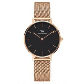 Daniel Wellington Horloge 'Petite Melrose' Black 32 mm DW00100161