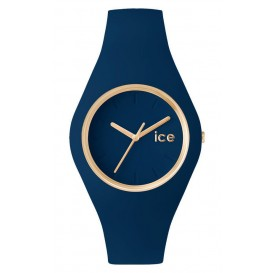 Ice-Watch horloge Glam Forest Blue-Gold IW001059