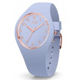 Ice-Watch ICE Glam Sky 35,5 mm lichtblauw-rosékleurig IW015329