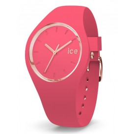 Ice-Watch ICE Glam Raspberry 41,5 mm framboosrood-rosékleurig IW015335
