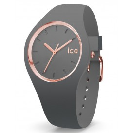 Ice-Watch horloge Ice Glam Grey-Rose IW015336