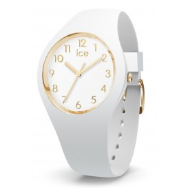 Ice-Watch ICE Glam White Gold 41,5 mm wit-goudkleurig IW015339