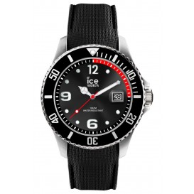 Ice-Watch horloge Ice Steel Black 40 mm IW016030