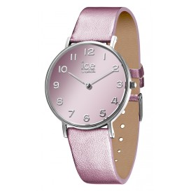 Ice-Watch horloge City Mirror Pink-Silver Small IW14437